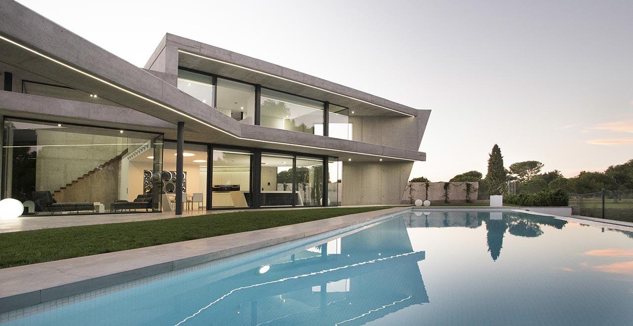 Fot grafo de arquitectura fotograf a corporativa - Casa sardinera ...